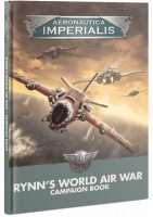 Aeronautica Imperialis: Rynn's World Air War Campaign Book (Hardback)