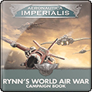 Aeronautica Imperialis: Rynn's World Air War Campaign Book (Hardback)