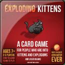 Exploding Kittens (ENG)