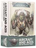Aeronautica Imperialis: Aircraft and Aces Ork Air Waaagh! Cards