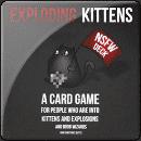 Exploding Kitten: NSFW Deck (ENG)