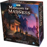 Mansions of Madness (Особняки Безумия)