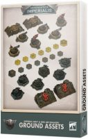 Aeronautica Imperialis: Imperial and Ork Ground Assets
