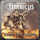 Adeptus Titanicus: Doom of Molech (Hardback)