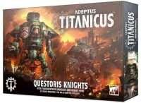 Adeptus Titanicus: Questoris Knights