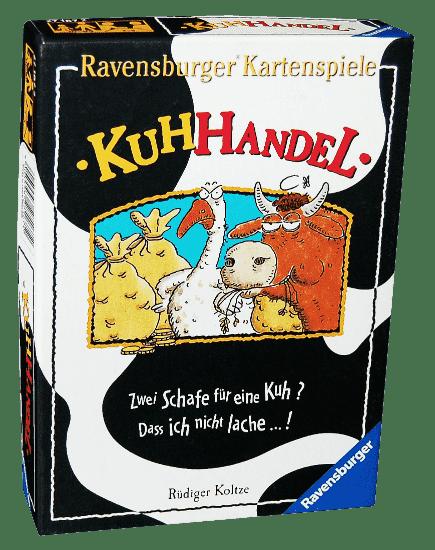Настольная Игра Кухандель Kuhhandel