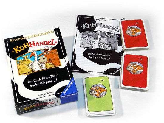 Настольная игра - Кухандель (Kuhhandel)