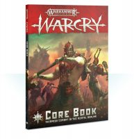Warhammer Age of Sigmar: Warcry Core Book (ENG)