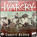 Warhammer Age of Sigmar. Warcry: Chaotic Beasts