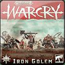 Warhammer Age of Sigmar. Warcry: Iron Golem