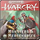 Warhammer Age of Sigmar. Warcry: Monsters and Mercenaries (Eng)