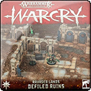 Warhammer Age of Sigmar. Warcry: Ravaged Lands. Defiled Ruins