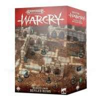 Warhammer Age of Sigmar. Warcry: Ravaged Lands. Defiled Ruins