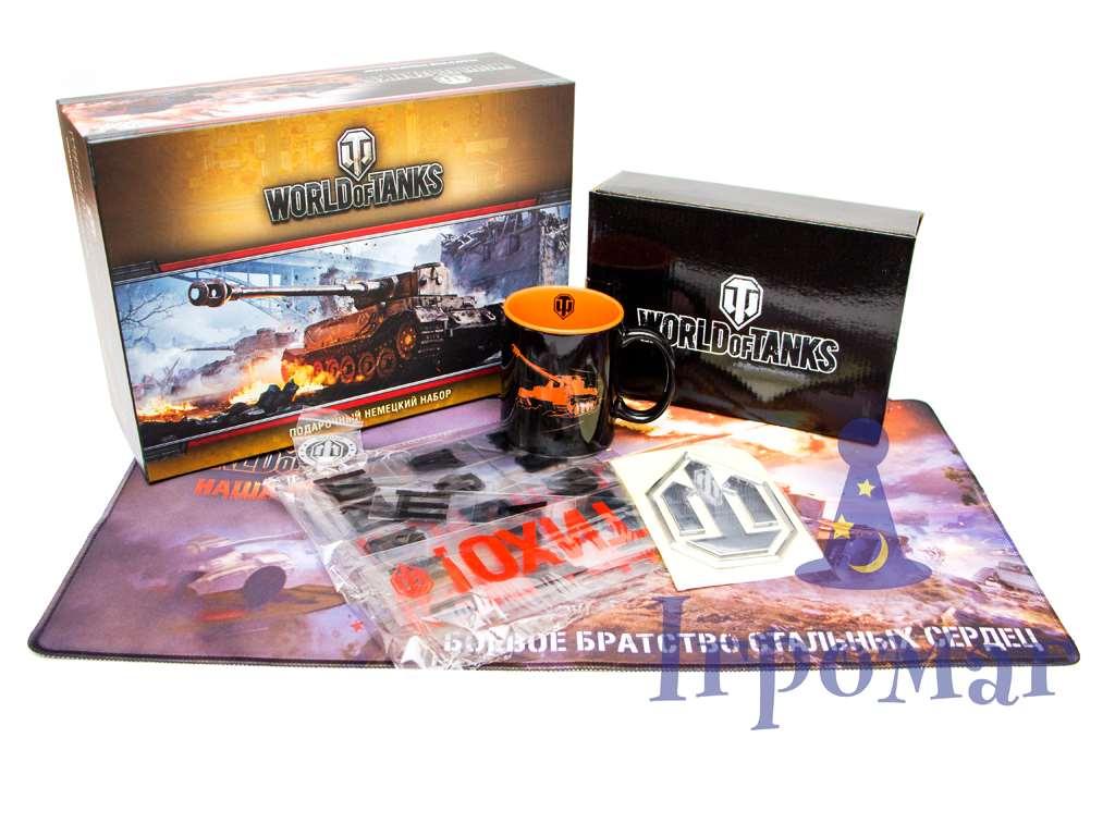 подарочный набор war thunder