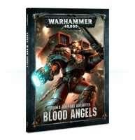 Warhammer 40000. Codex: Blood Angels (Hardback)