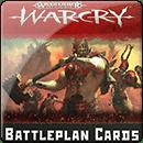 Warhammer Age of Sigmar. Warcry: Battleplan Cards (Eng)