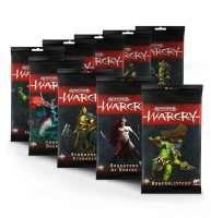 Warhammer Age of Sigmar. Warcry: Cards Dispenser