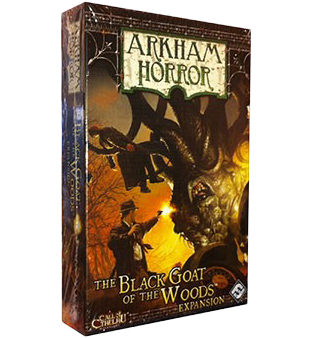 Настольная Игра Arkham Horror: Black Goat of the Woods