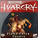 Warhammer Age of Sigmar. Warcry: Flesh-Eater Court Card Pack