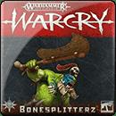Warhammer Age of Sigmar. Warcry: Bonesplitters Card Pack
