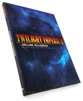 Twilight Imperium (Fourth Edition): Deluxe Rulebook