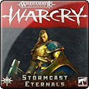 Warhammer Age of Sigmar. Warcry: Stormcast Eternals Card Pack