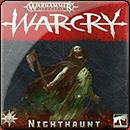 Warhammer Age of Sigmar. Warcry: Nighthaunt Card Pack