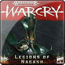 Warhammer Age of Sigmar. Warcry: Legions of Nagash Card Pack