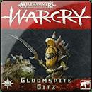 Warhammer Age of Sigmar. Warcry: Gloomspite Gitz Card Pack