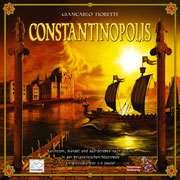 Настольная Игра Constantinopolis (Константинополис)