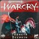 Warhammer Age of Sigmar. Warcry: Idoneth Deepkin Card Pack