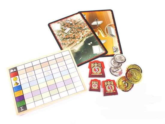 Настольная игра - 7 Wonders (7 чудес)