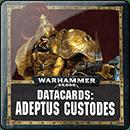 Warhammer 40000. Datacards: Adeptus Custodes