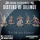 Warhammer 40000. Astra Telepathica: Sisters of Silence