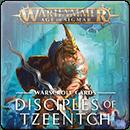 Warhammer Age of Sigmar. Warscroll Cards: Disciples of Tzeentch