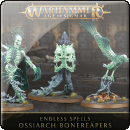 Warhammer Age of Sigmar. Endless Spells: Ossiarch Bonereapers