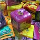 Кубики D6 Toxic в ассортименте