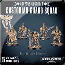 Warhammer 40000. Adeptus Custodes: Custodian Guard