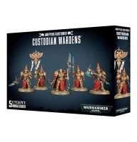 Warhammer 40000. Adeptus Custodes: Custodian Wardens