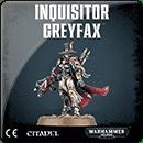 Warhammer 40000. Adeptus Custodes: Inquisitor Greyfax
