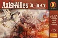 Настольная игра - Axis & Allies D-Day