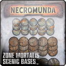 Necromunda. Zone Mortalis: Bases Set