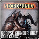 Necromunda: Corpse Grinder Cult Gang Tactics Cards