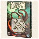 Arkham Horror Dice Set: White