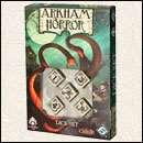 Arkham Horror Dice Set: White
