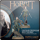 Middle-earth Strategy Battle Game: Legolas Greenleaf and Tauriel