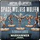 Warhammer 40000: Space Wolves Wulfen