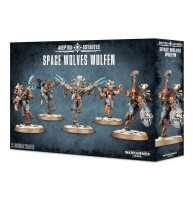 Warhammer 40000: Space Wolves Wulfen