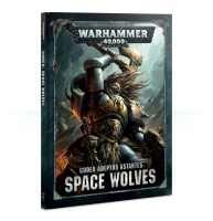 Warhammer 40000. Codex: Space Wolves (Hardback)
