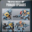 Warhammer 40000: Space Wolves Primaris Upgrades